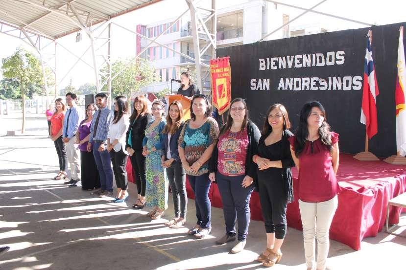 Bienvenida San Andresinos