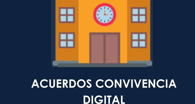 Acuerdos convivencia digital